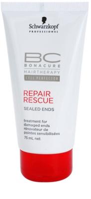 Schwarzkopf Professional BC Bonacure Repair Rescue intenzív szérum a töredezett hajvégekre