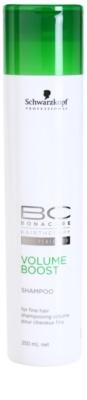 Schwarzkopf Professional BC Bonacure Volume Boost šampon za tanke lase