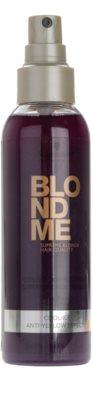 Schwarzkopf Professional Blondme балсам в спрей без отмиване за студени руси нюанси 2