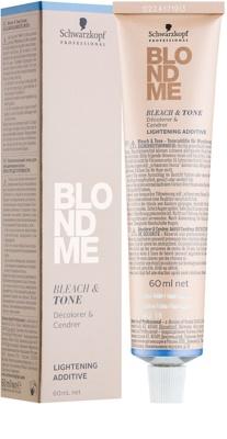 Schwarzkopf Professional Blondme Нейтралізуючий тонер для знебарвлення