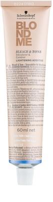 Schwarzkopf Professional Blondme hamvasító és tonizáló adalékanyag 1