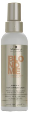Schwarzkopf Professional Blondme ochranný sprej před zesvětlováním vlasů