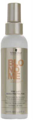 Schwarzkopf Professional Blondme spray de proteção para aclarar cabelo