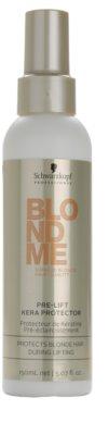 Schwarzkopf Professional Blondme spray protector para aplicar antes de aclarar el cabello
