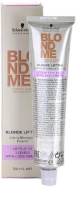 Schwarzkopf Professional Blondme Color фарба для волосся