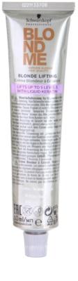Schwarzkopf Professional Blondme Color фарба для волосся 1