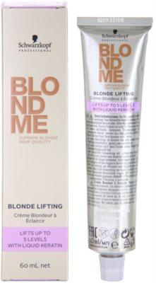 Schwarzkopf Professional Blondme Color фарба для волосся 2