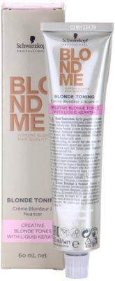 Schwarzkopf Professional Blondme Color tonirana krema