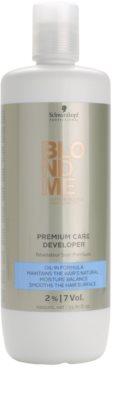 Schwarzkopf Professional Blondme Color lotiune activa