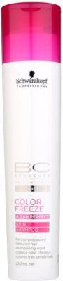 Schwarzkopf Professional BC Bonacure Color Freeze kosmetická sada II. 2