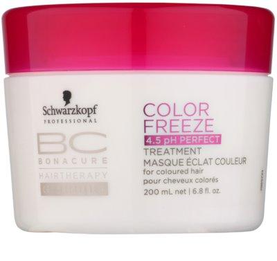 Schwarzkopf Professional BC Bonacure Color Freeze kosmetická sada II. 4