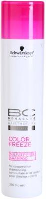 Schwarzkopf Professional BC Bonacure Color Freeze champú sin sulfatos para cabello teñido