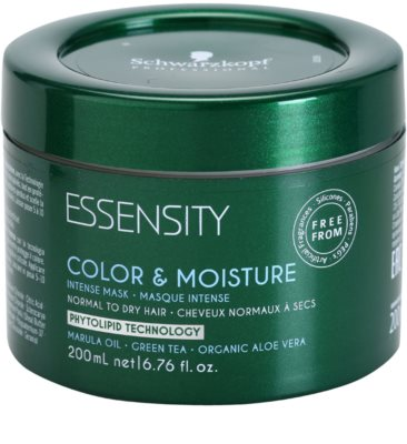 Schwarzkopf Professional Essensity Color & Moisture máscara intensiva