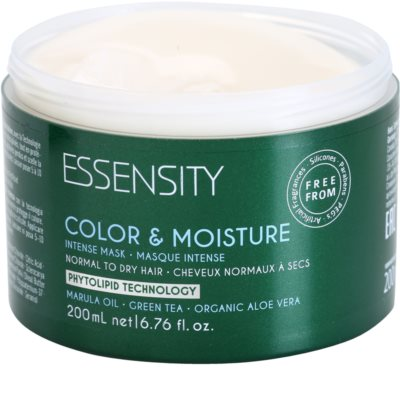 Schwarzkopf Professional Essensity Color & Moisture máscara intensiva 1