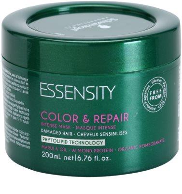 Schwarzkopf Professional Essensity Color & Repair intensywna maseczka do włosów zniszczonych