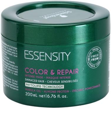Schwarzkopf Professional Essensity Color & Repair masca hidratanta pentru par deteriorat