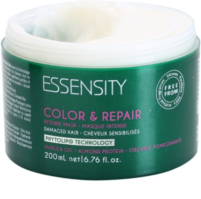 Schwarzkopf Professional Essensity Color & Repair mascarilla intensa para cabello maltratado o dañado 1