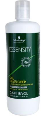Schwarzkopf Professional Essensity Developers oksidacijska emulzija