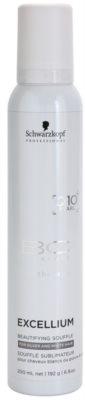 Schwarzkopf Professional BC Bonacure Excellium Beautifying zkrášlující suflé pro šedé a bílé vlasy