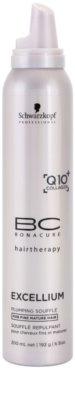 Schwarzkopf Professional BC Bonacure Excellium Plumping suflé pro jemné zralé vlasy 1