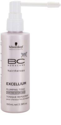 Schwarzkopf Professional BC Bonacure Excellium Plumping tónico suave para cabelo maduro