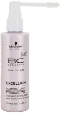 Schwarzkopf Professional BC Bonacure Excellium Plumping Tonikum für feines gereiftes Haar