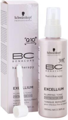 Schwarzkopf Professional BC Bonacure Excellium Plumping tonik do włosów delikatnych, dojrzałych 1