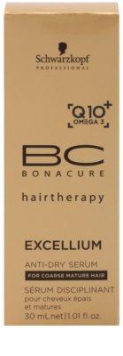 Schwarzkopf Professional BC Bonacure Excellium Taming sérum para couro cabeludo seco 2