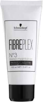 Schwarzkopf Professional FibrePlex N°3 Bond Maintainer erhaltende Kur für chemisch behandeltes Haar