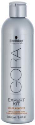 Schwarzkopf Professional IGORA Expert Kit removedor de manchas após a coloração do cabelo