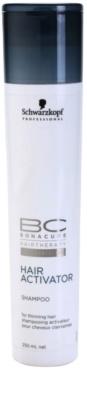 Schwarzkopf Professional BC Bonacure Hair Activator szampon aktywujący wzrost włosów do rzednących włosów
