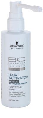 Schwarzkopf Professional BC Bonacure Hair Activator tónico fortalecedor fortalecimiento y crecimiento para el cabello 1