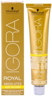 Schwarzkopf Professional IGORA Royal Absolutes Age Blend tinte de pelo