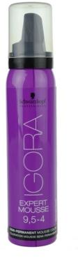 Schwarzkopf Professional IGORA Expert Mousse tinte en espuma para cabello