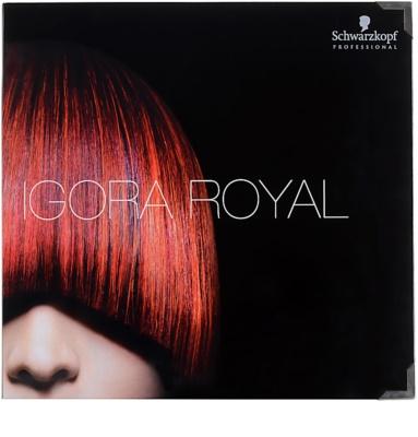 Schwarzkopf Professional IGORA Royal barva na vlasy 3