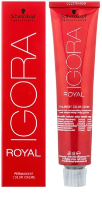 Schwarzkopf Professional IGORA Royal боя за коса