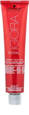 Schwarzkopf Professional IGORA Royal barva na vlasy 1