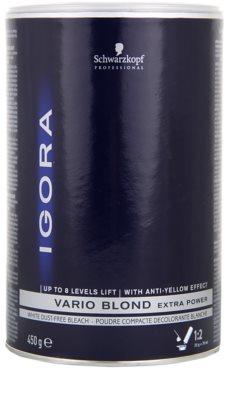 Schwarzkopf Professional IGORA Vario Blond Melierungspuder 1