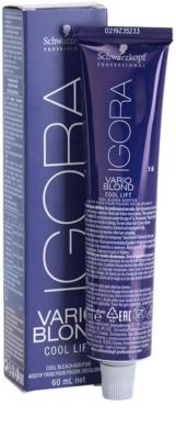 Schwarzkopf Professional IGORA Vario Blond farba do włosów