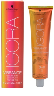 Schwarzkopf Professional IGORA Vibrance фарба для волосся