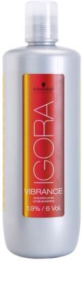 Schwarzkopf Professional IGORA Vibrance emulsão ativadora
