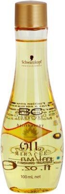Schwarzkopf Professional BC Bonacure Oil Miracle Marula Oil Haarkur für sanfte und müde Haare