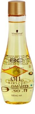 Schwarzkopf Professional BC Bonacure Oil Miracle Marula Oil hajkúra finom és lesimuló hajra