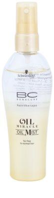 Schwarzkopf Professional BC Bonacure Oil Miracle Marula Oil емульсія на основі олійки для тонкого і нормального волосся