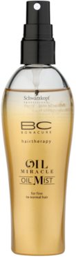 Schwarzkopf Professional BC Bonacure Oil Miracle Marula Oil Öl-Spray für feines bis normales Haar 1