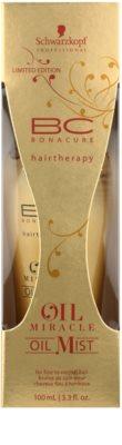 Schwarzkopf Professional BC Bonacure Oil Miracle Marula Oil Öl-Spray für feines bis normales Haar 2