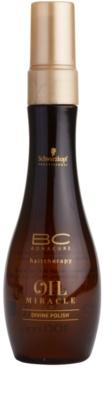 Schwarzkopf Professional BC Bonacure Oil Miracle Argan Oil hajspray a magas fényért