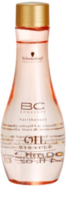 Schwarzkopf Professional BC Bonacure Oil Miracle Rose Oil sérum oleoso  para cabelo cansado e couro cabeludo