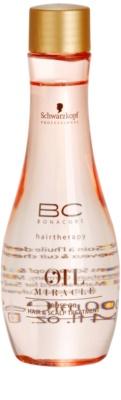 Schwarzkopf Professional BC Bonacure Oil Miracle Rose Oil сироватка на основі олійки для втомленого волосся та шкіри голови