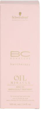 Schwarzkopf Professional BC Bonacure Oil Miracle Rose Oil ser ulei pentru par si scalp deteriorat 3